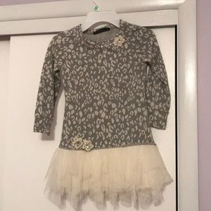 Biscotti Winter Collection Girls dress